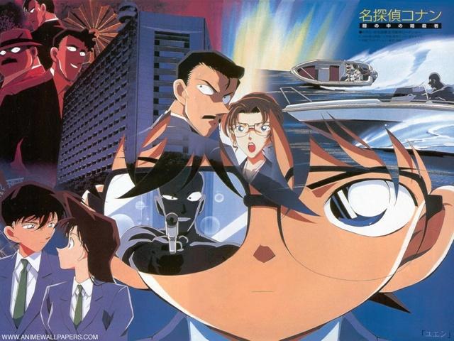 Conan The Movie Anime Wallpaper #1