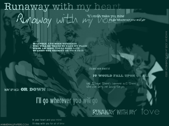 Cowboy Bebop Anime Wallpaper #10