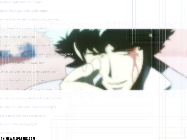 Cowboy Bebop Anime Wallpaper #13