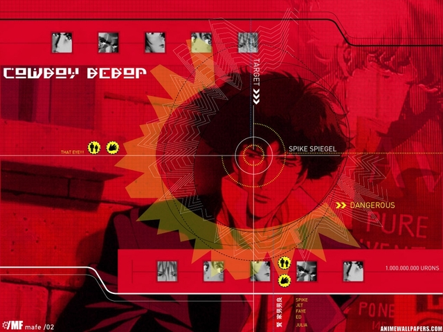 Cowboy Bebop Anime Wallpaper #63