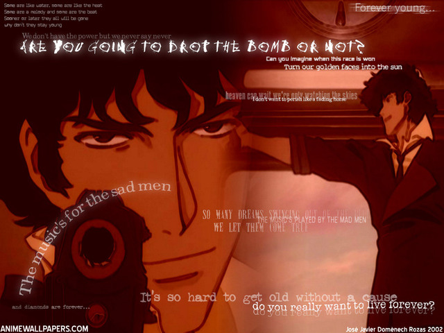Cowboy Bebop Anime Wallpaper #68