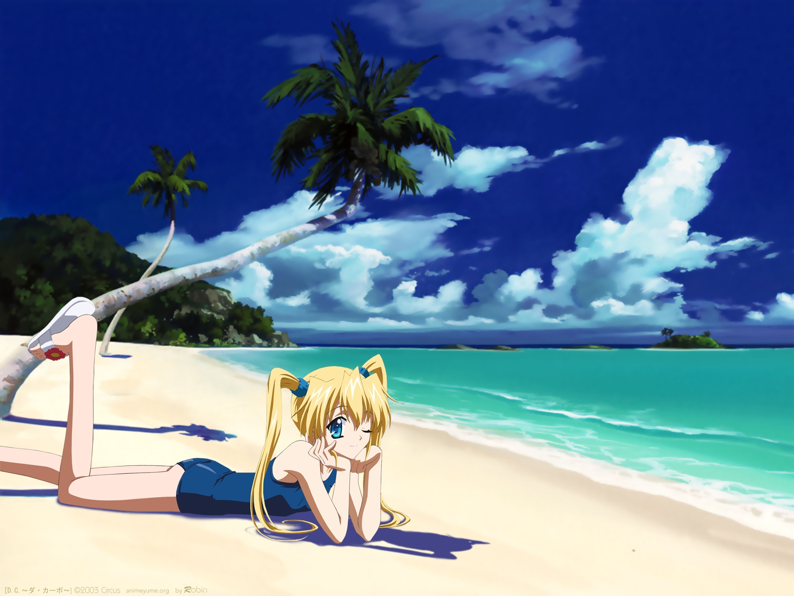 Da Capo Anime Wallpaper # 11