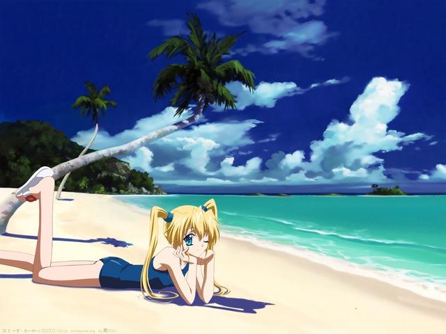 Da Capo Anime Wallpaper #11