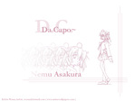 Da Capo Anime Wallpaper # 1