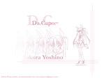 Da Capo Anime Wallpaper # 2