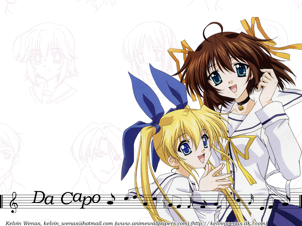 Da Capo Anime Wallpaper # 3
