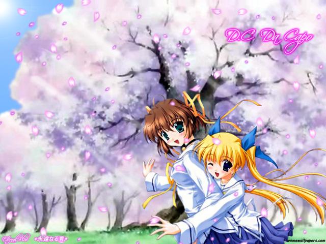 Da Capo Anime Wallpaper #5