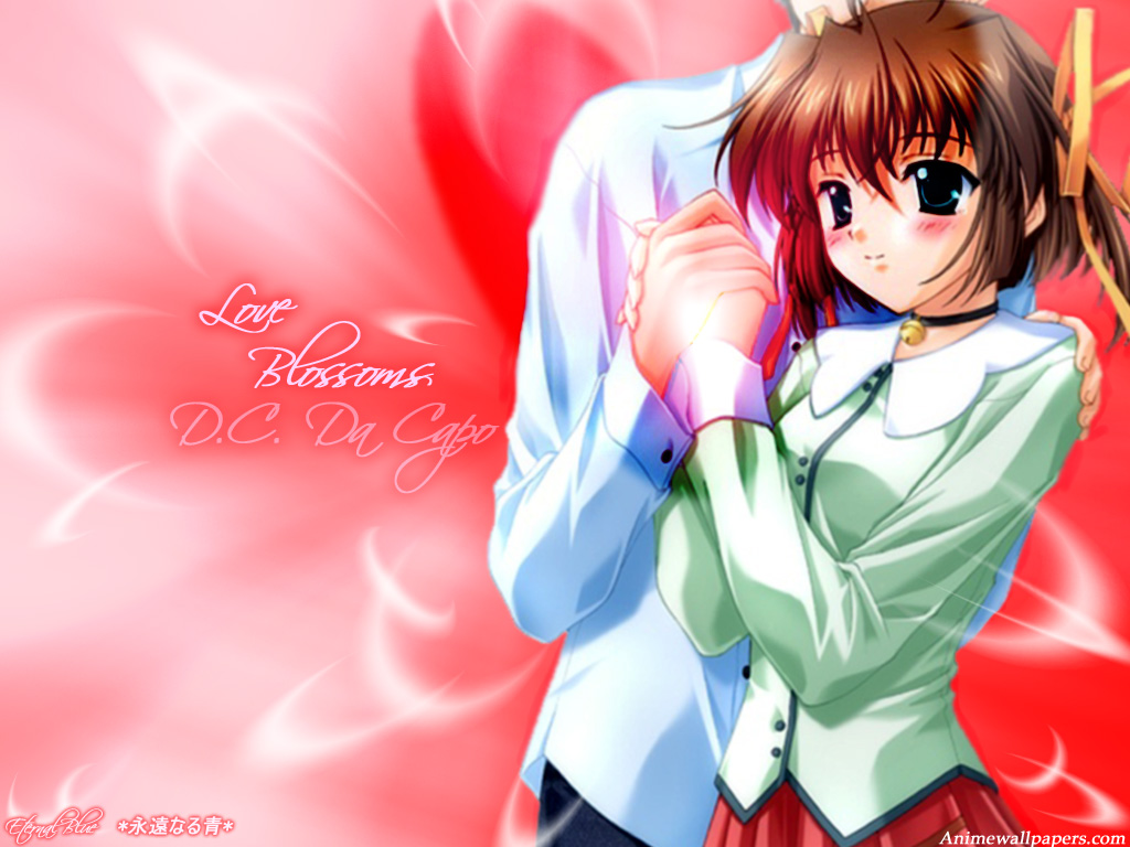 Da Capo Anime Wallpaper # 6