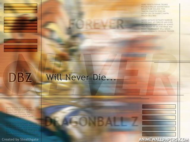 Dragonball Z Anime Wallpaper #10