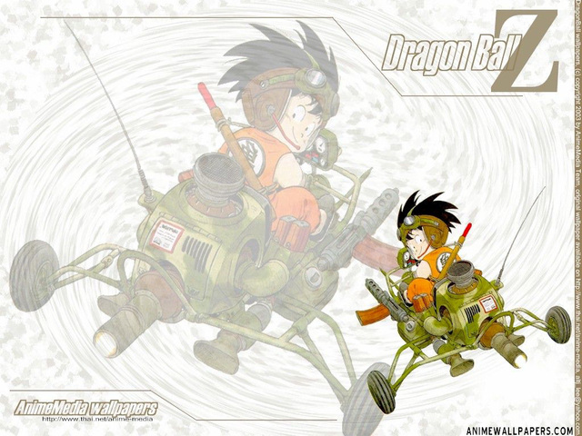 Dragonball Z Anime Wallpaper #16