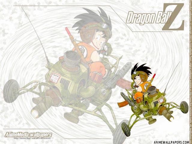 Dragonball Z Anime Wallpaper #16