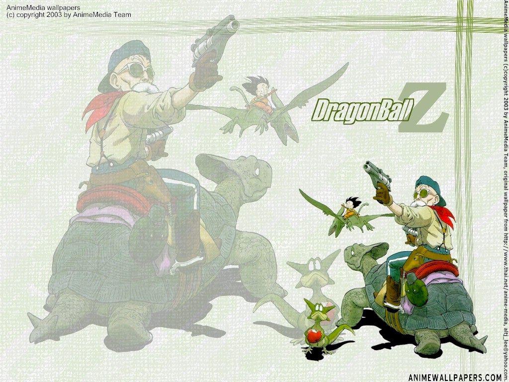 Dragonball Z Anime Wallpaper # 17