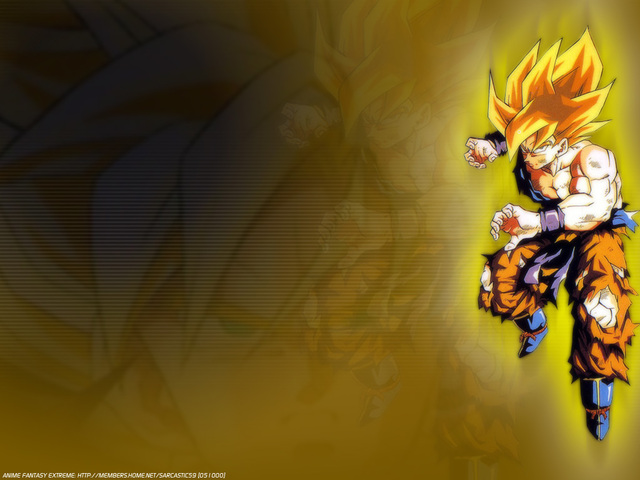 Dragonball Z Anime Wallpaper #20