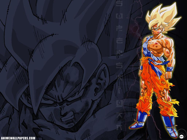 Dragonball Z Anime Wallpaper #31