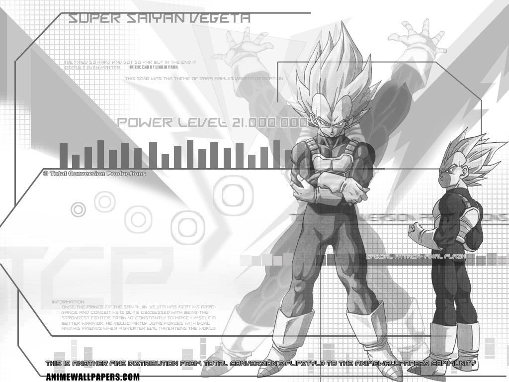 Dragonball Z Anime Wallpaper # 36