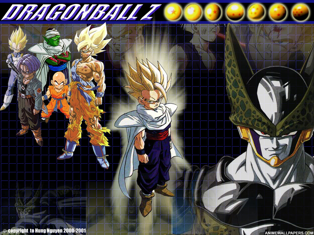 Dragonball Z Anime Wallpaper # 37