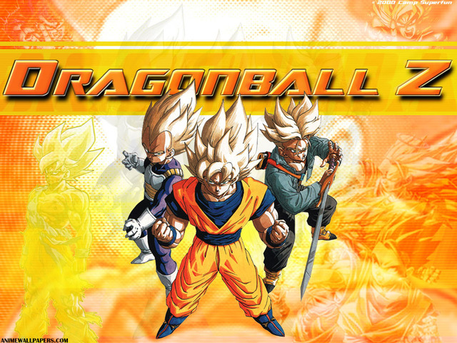 Dragonball Z Anime Wallpaper #38