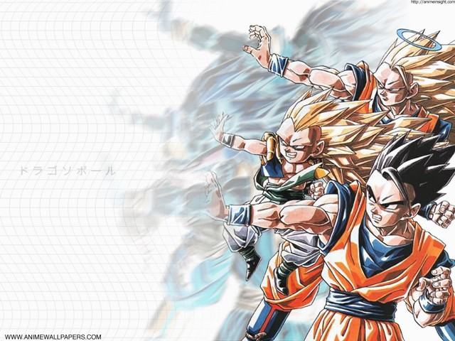 Dragonball Z Anime Wallpaper #39