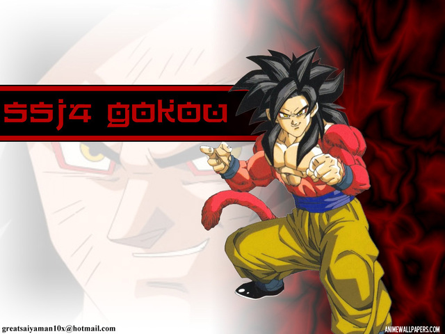 Dragonball Z Anime Wallpaper #42