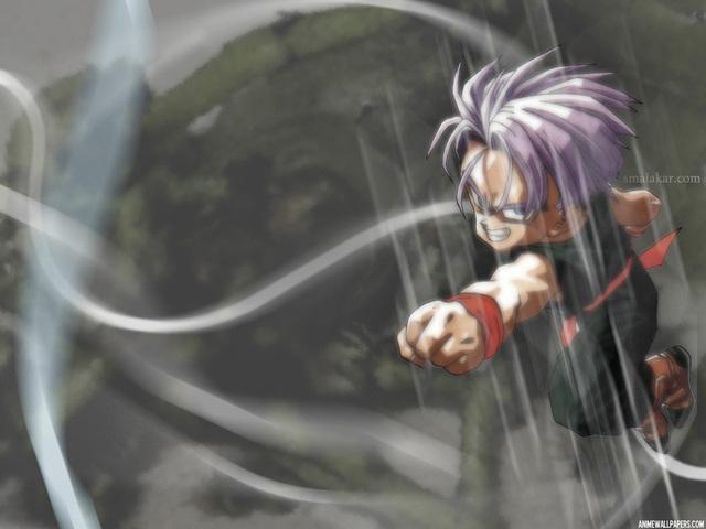 Dragonball Z Anime Wallpaper #48
