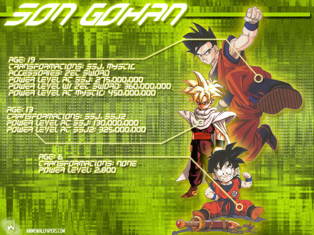 Dragonball Z Anime Wallpaper #4