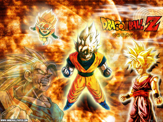 Dragonball Z Anime Wallpaper #50