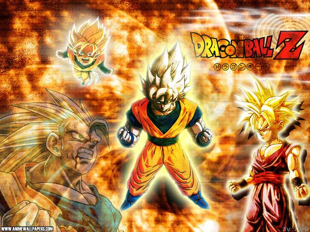 Dragonball Z Anime Wallpaper #50