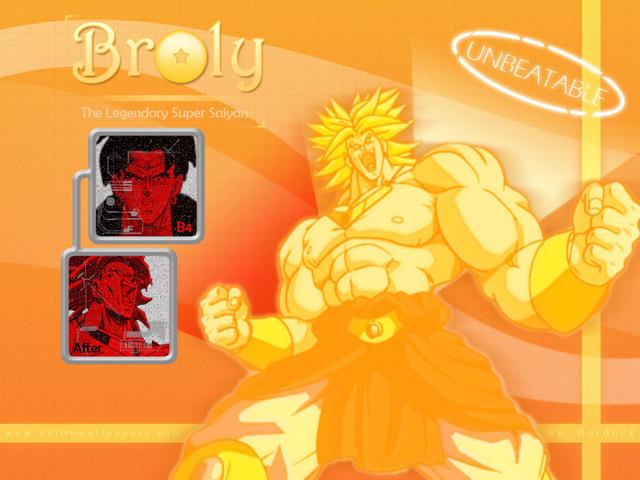 Dragonball Z Anime Wallpaper #55