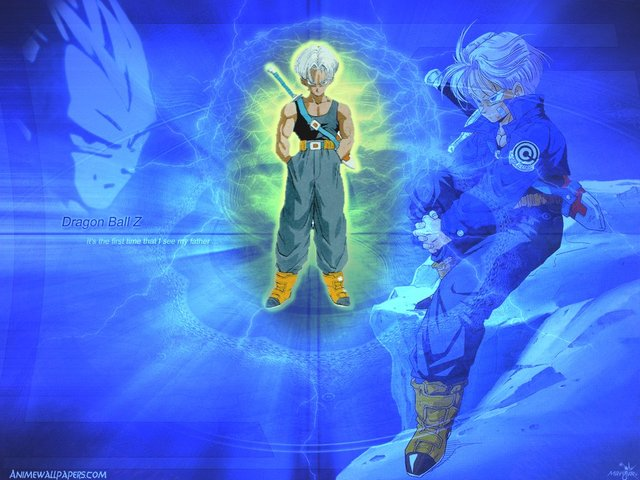 Dragonball Z Anime Wallpaper #57