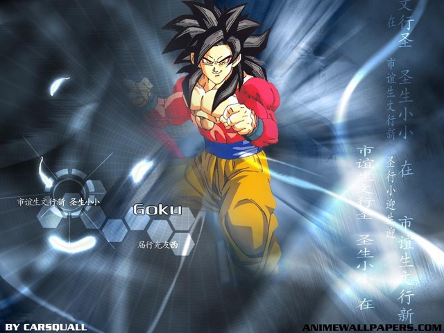 Dragonball Z Anime Wallpaper #64