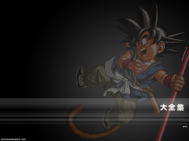 Dragonball Z Anime Wallpaper #6