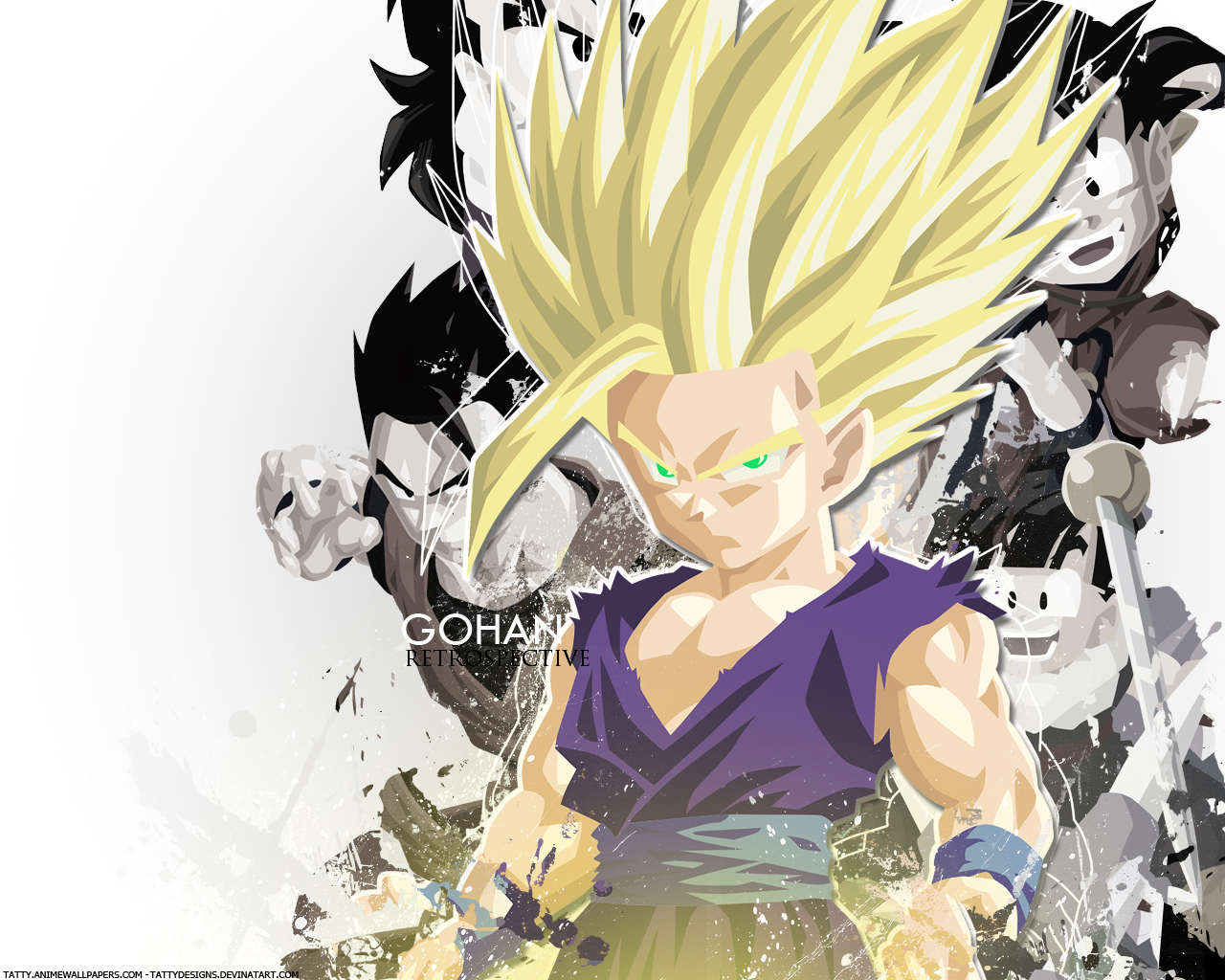 Dragonball Z Anime Wallpaper # 73