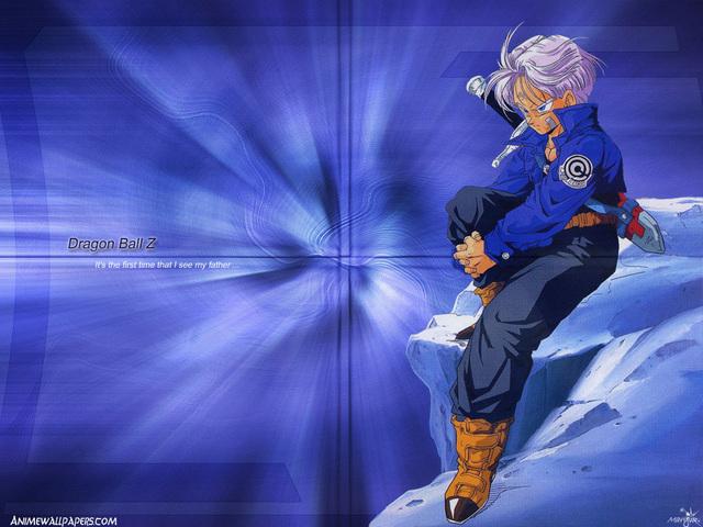 Dragonball Z Anime Wallpaper #8