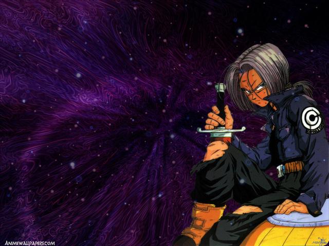 Dragonball Z Anime Wallpaper #9