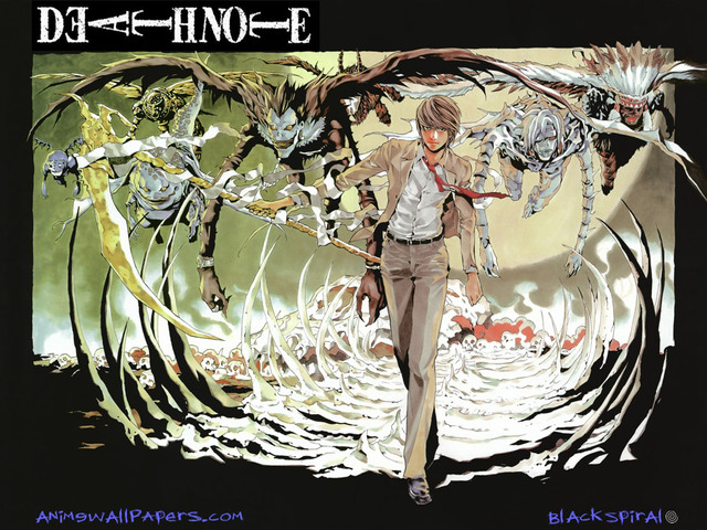 Death Note Anime Wallpaper #10