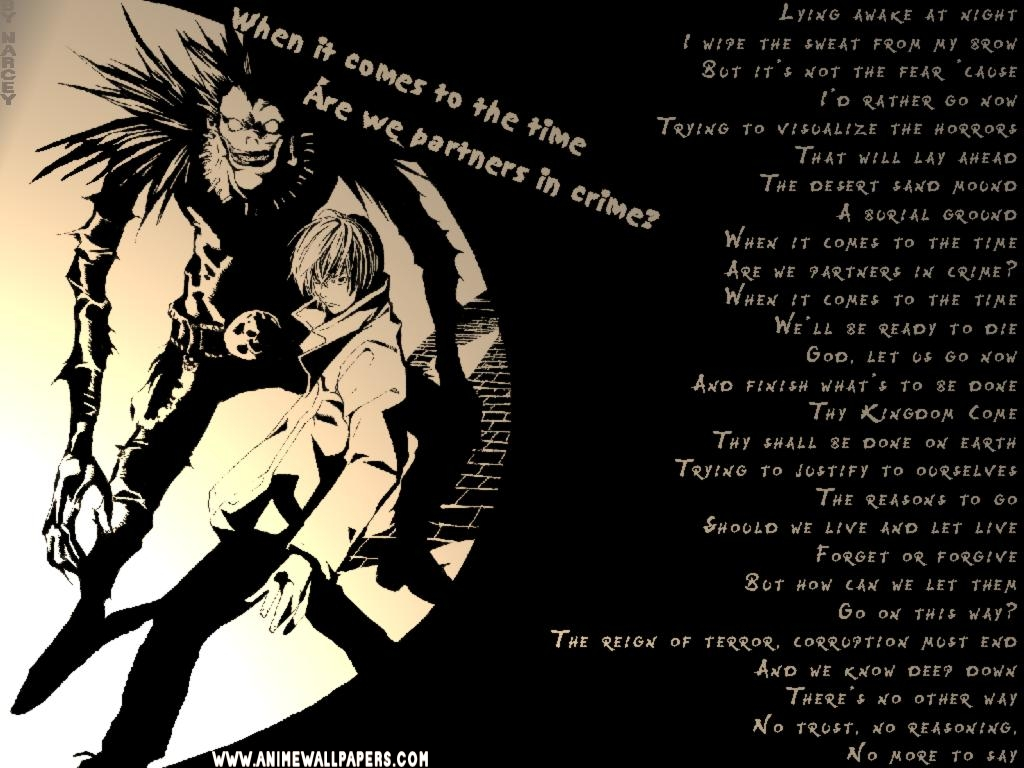 Death Note Anime Wallpaper # 11