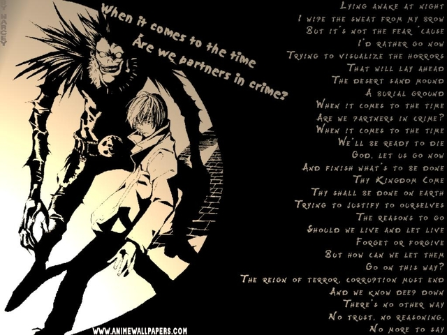 Death Note Anime Wallpaper #11