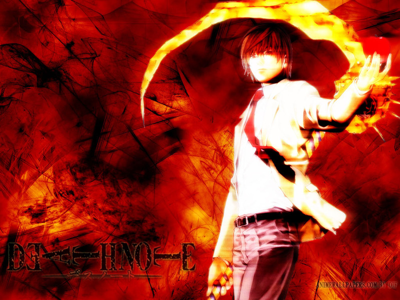 Death Note Anime Wallpaper # 12