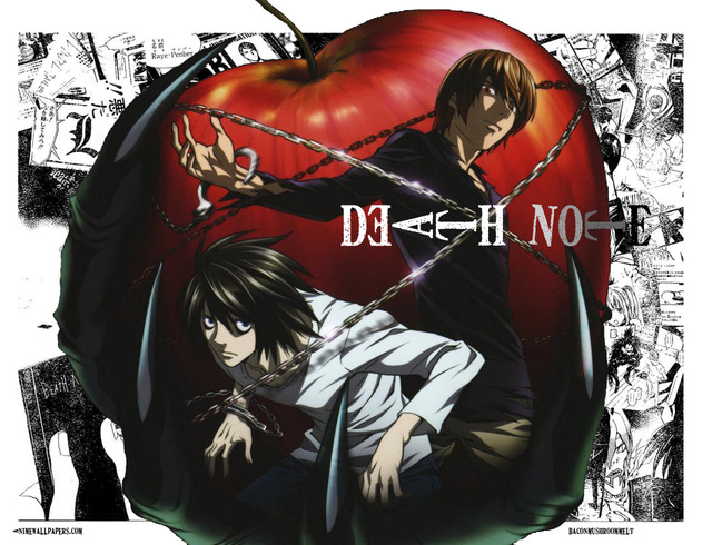Death Note Anime Wallpaper #13