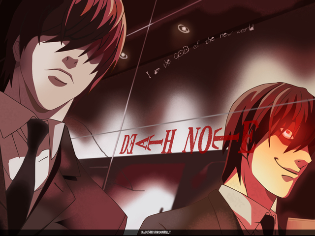 Death Note Anime Wallpaper #14