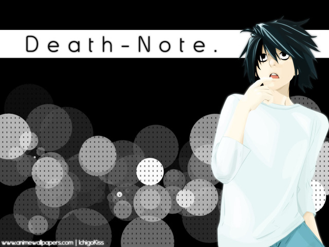 Death Note Anime Wallpaper #15