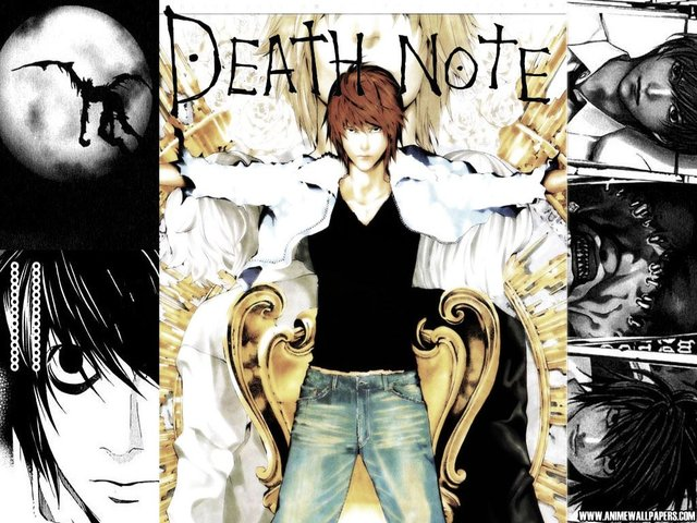 Death Note Anime Wallpaper #4