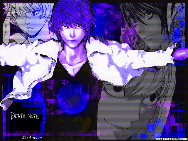 Death Note Anime Wallpaper #5