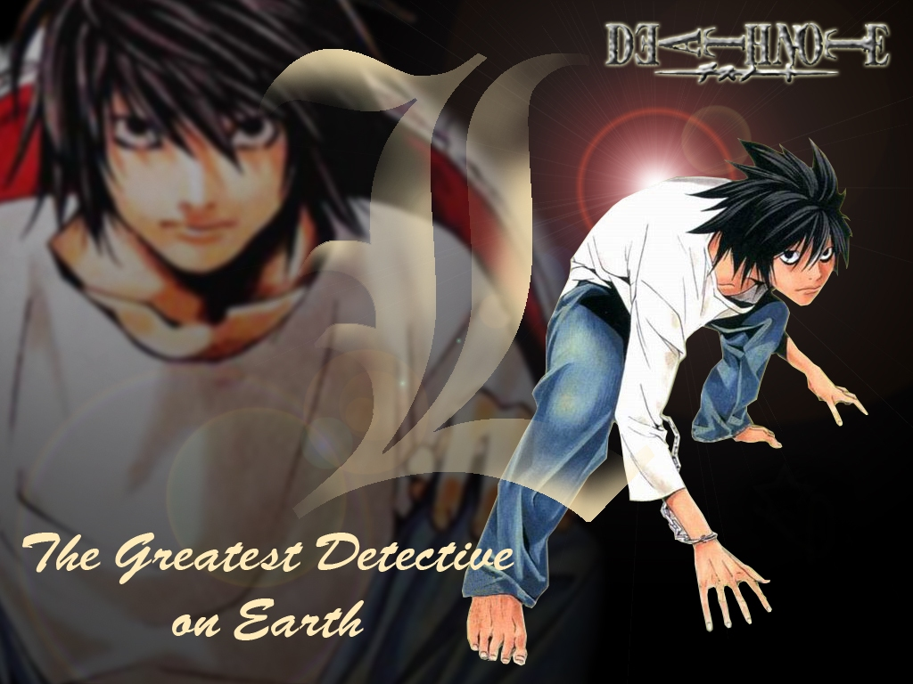 Death Note Anime Wallpaper # 9