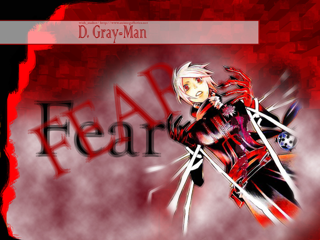 D.Gray-man Anime Wallpaper #1