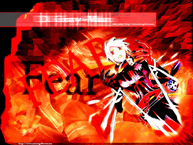 D.Gray-man Anime Wallpaper # 2