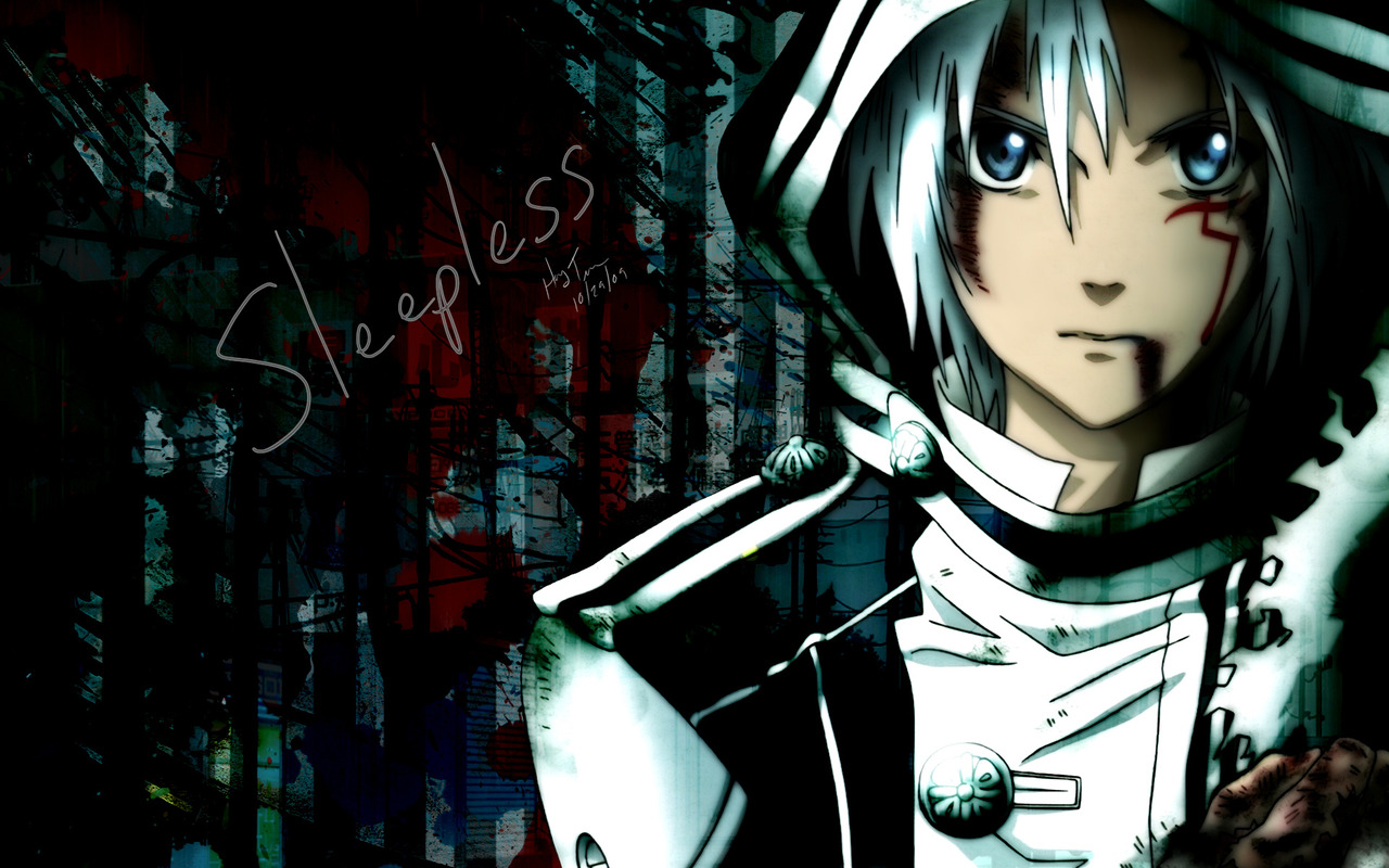 D.Gray-man Anime Wallpaper # 3