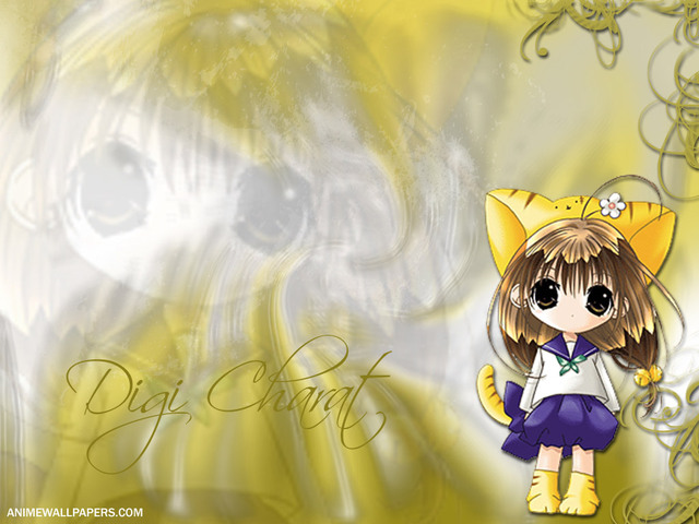 Digi Charat Anime Wallpaper #10