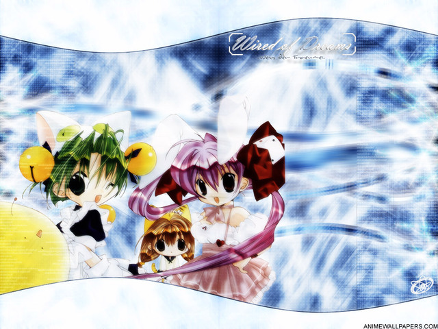 Digi Charat Anime Wallpaper #12