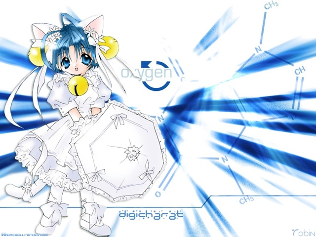 Digi Charat Anime Wallpaper #14